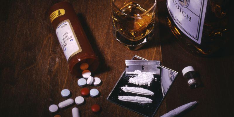 Adicciones alcohol drogas