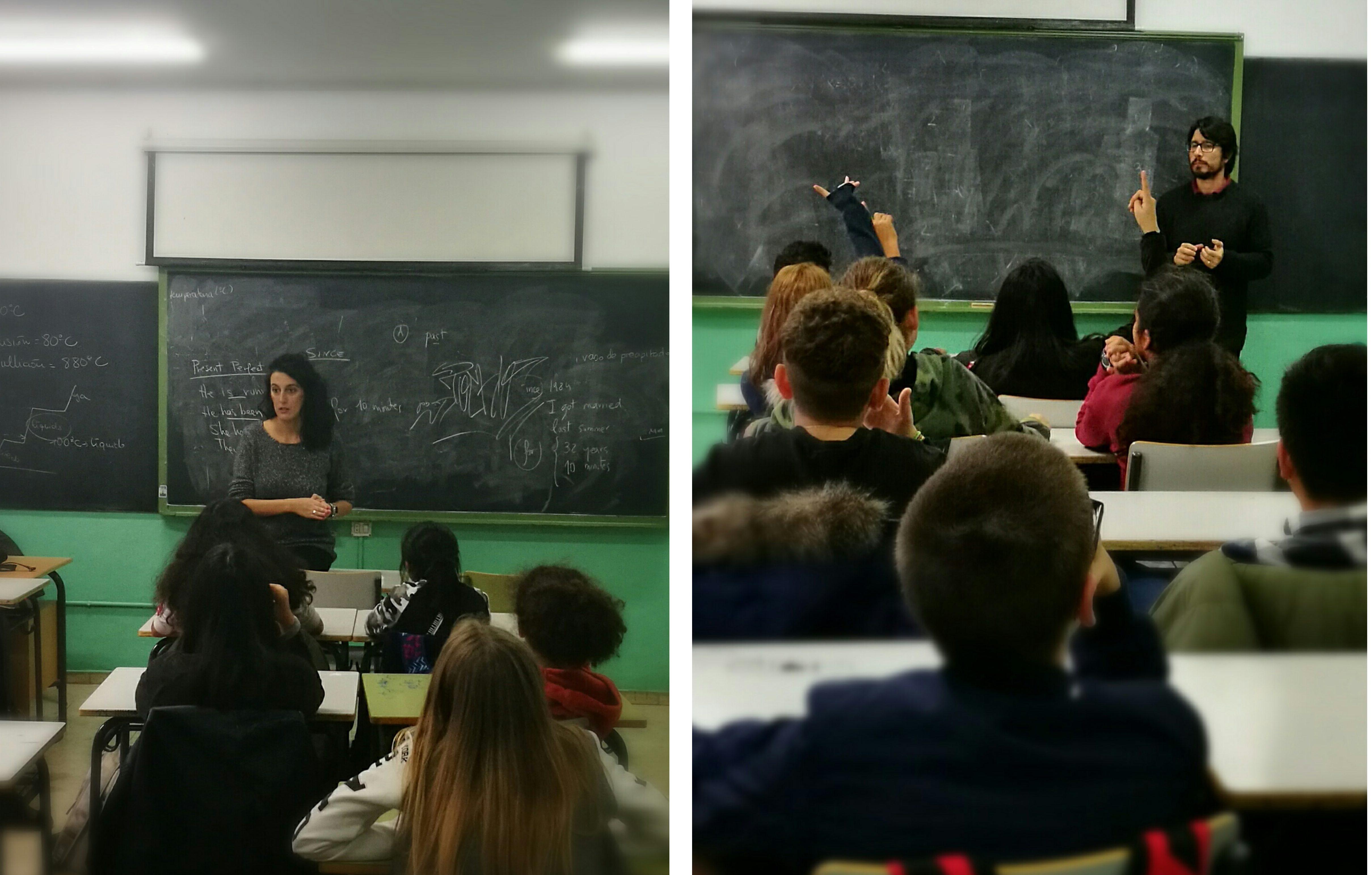 Formación en Mediación en el Centro Educativo